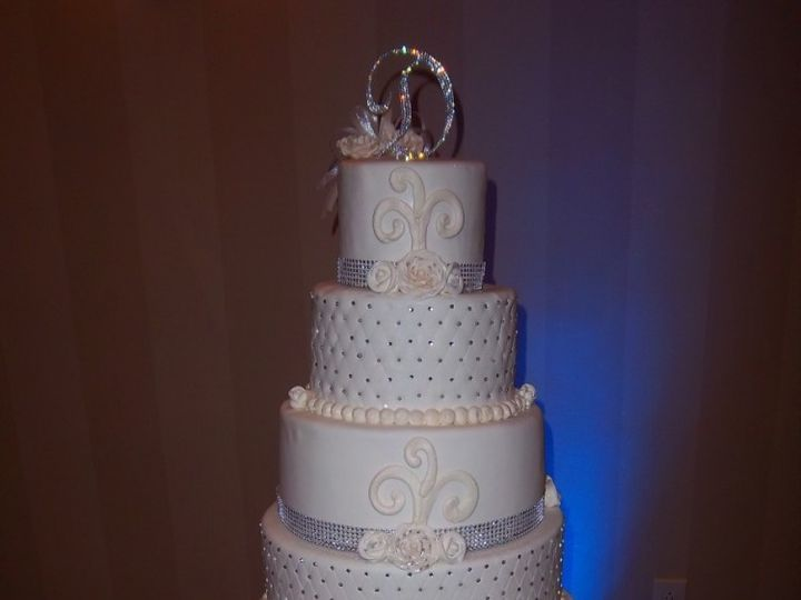 Tmx 1407787482657 Sweet9 Forked River wedding cake