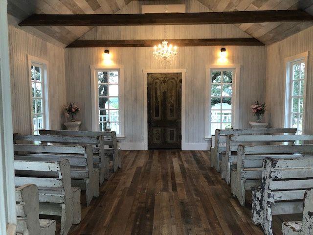 Micro Chapel