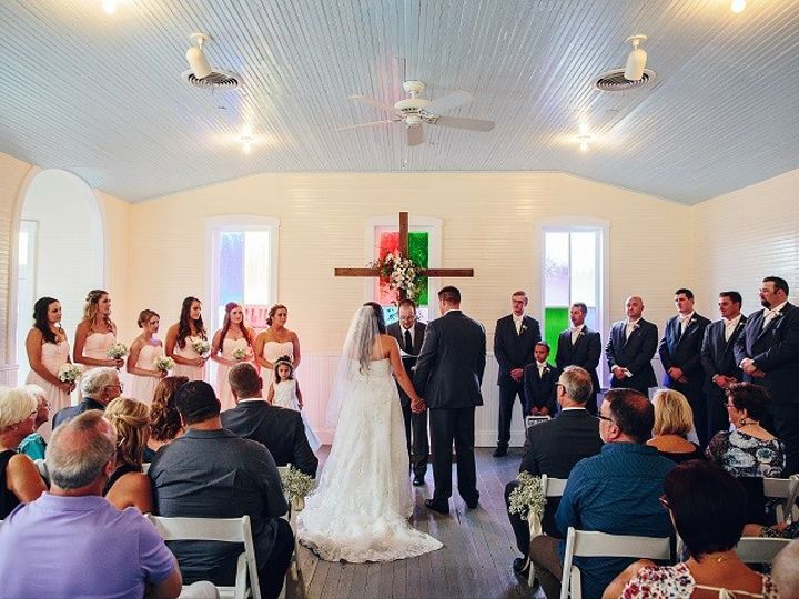 Tmx 1477891250816 2016 06 10 Ceremony In Fitzhugh B Austin, TX wedding venue