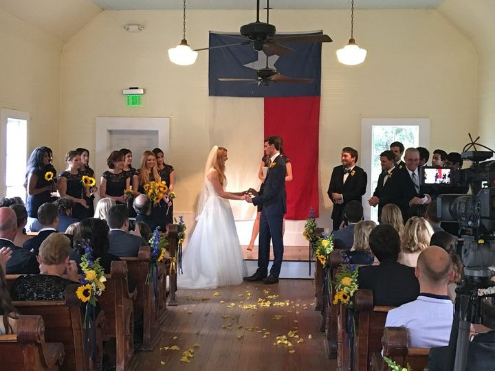 Tmx 1477891250898 2016 09 24 Ceremony In Little Chapel 02 Austin, TX wedding venue