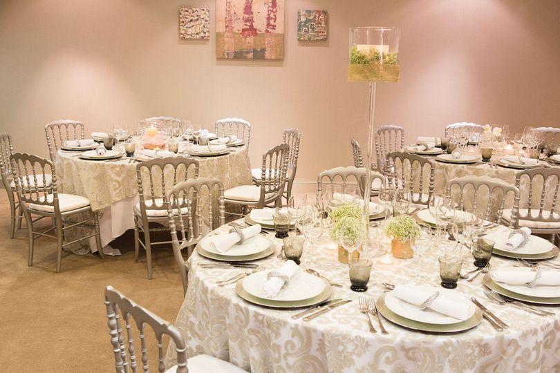 eece1c83284c6f73 Hilton Barcelona Wedding Set up
