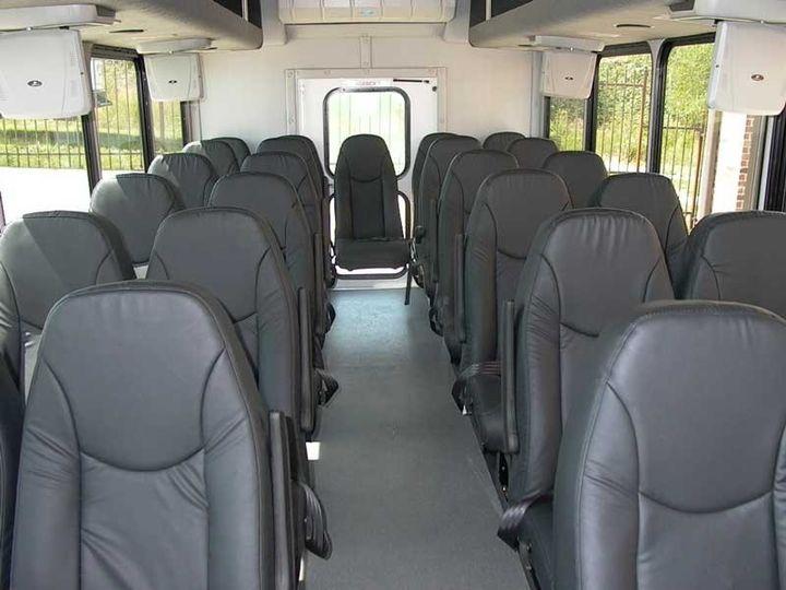 shuttle bus hampton roads