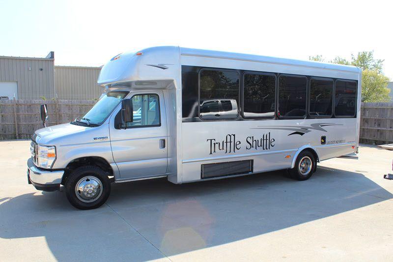 shuttle bus norfolk va