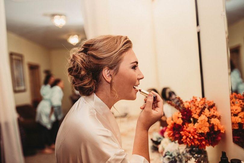 Bridal Suite Makeup