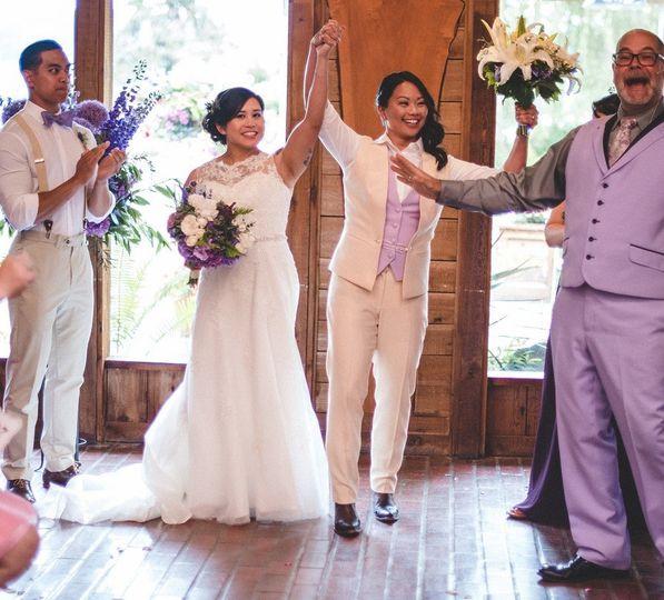 Celebrating Marriage Equality!