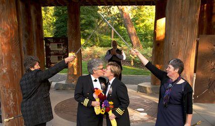 Non-Religious Weddings with Humanist Celebrant Frank Harlan
