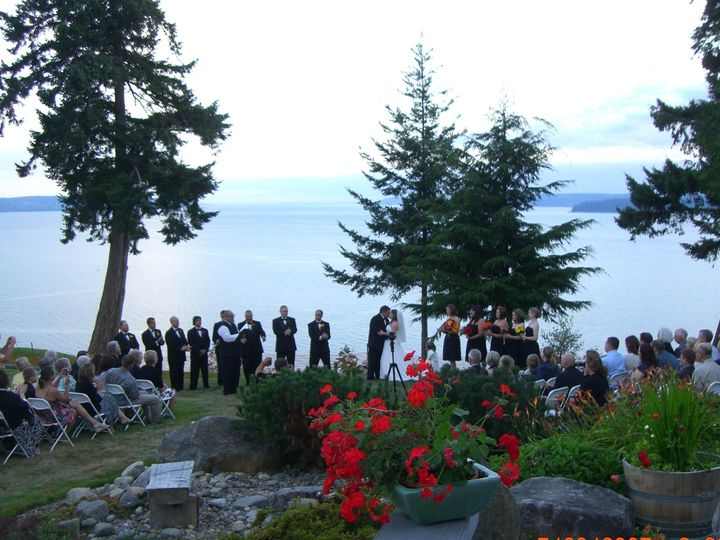 Tmx 1464810884294 Mikey And Ivys Wedding 8 13 11 062 Seattle, Washington wedding officiant