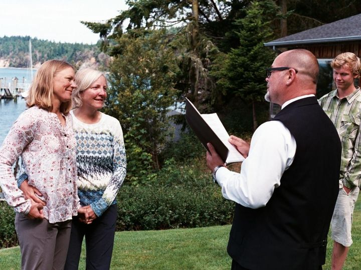 Tmx 1465015066014 Christie Sam 01 Seattle, Washington wedding officiant