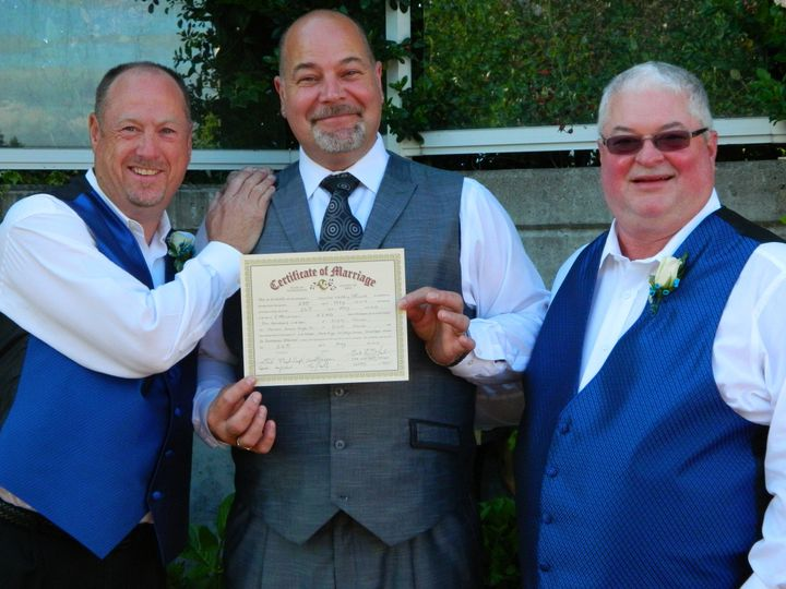Tmx 1465015326699 Tom Paul 03 Seattle, Washington wedding officiant