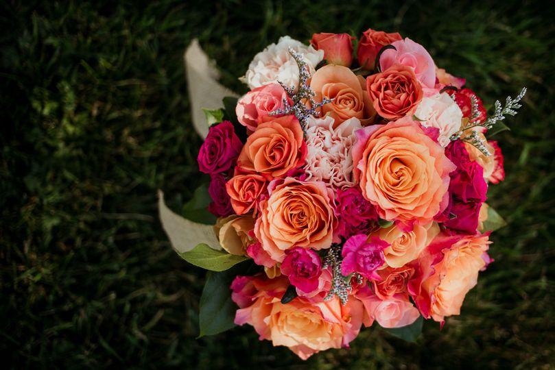 Bridal Bouquet, Chattaroy, WA