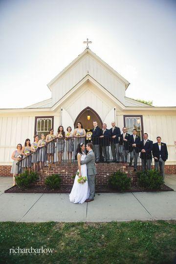 All Saints Chapel Wedding Ceremony Amp Reception Venue North Carolina