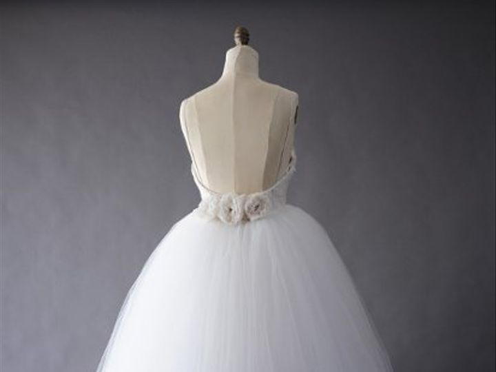 Tmx 1324568906869 Evangelineback72web Nashville, TN wedding dress