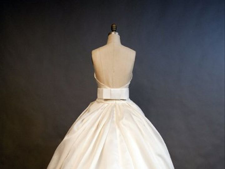 Tmx 1324568998144 KATHERINEBELTBACK72web Nashville, TN wedding dress
