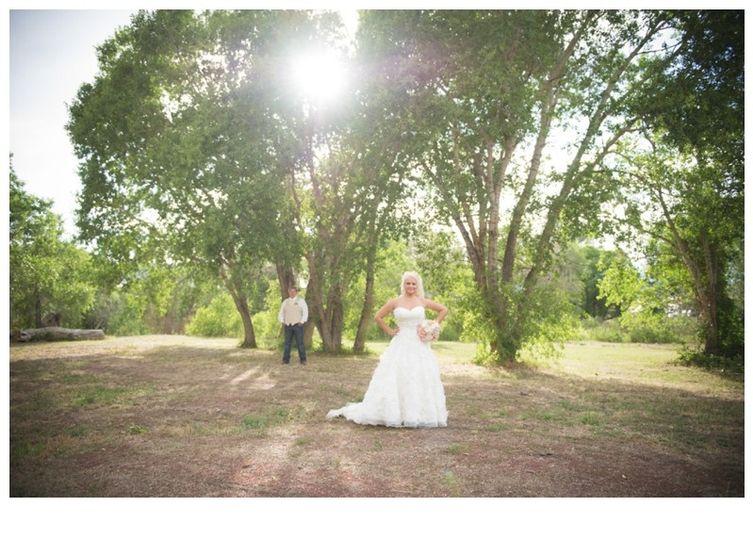 Weins Ranch Colorado Wedding