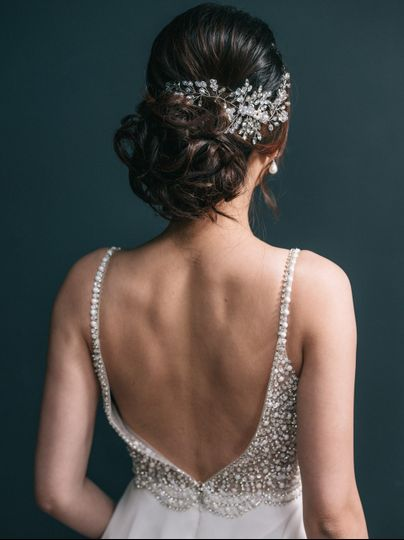 Hair from the Back