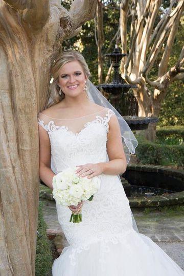 Bridal shoot at Governor's Mansion