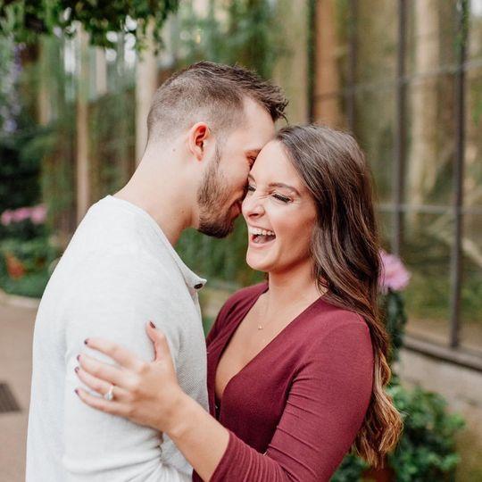 Engagement Glam