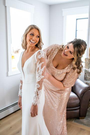 Bride + MOH