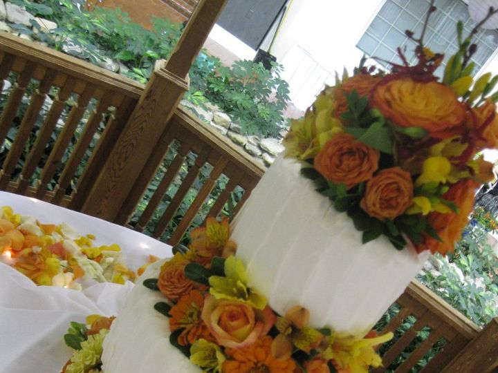 Tmx 1339610519694 IMG0713 Buffalo wedding cake
