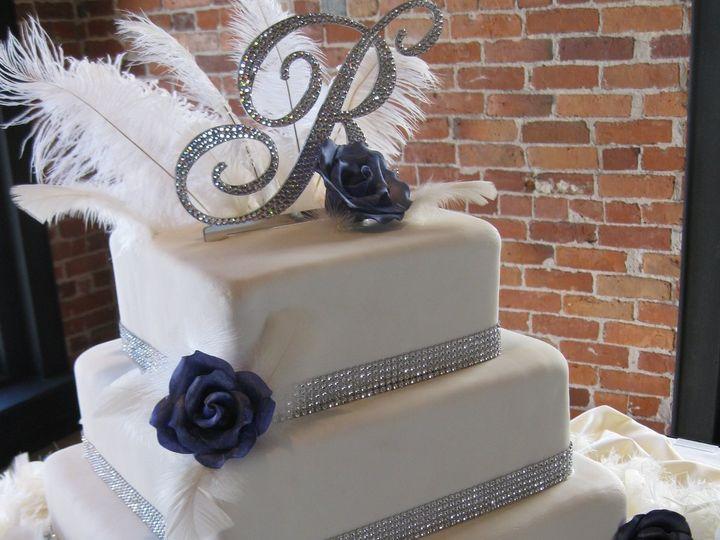 Tmx 1339610537338 IMG0742 Buffalo wedding cake