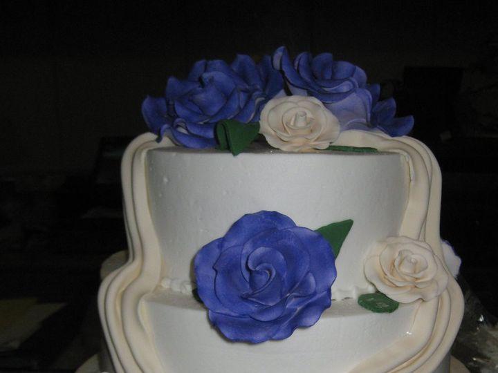 Tmx 1339610590015 IMG0764 Buffalo wedding cake