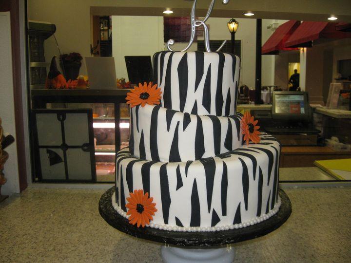 Tmx 1339610606762 IMG0766 Buffalo wedding cake