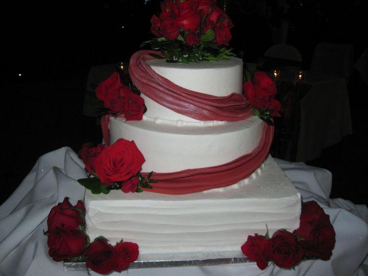 Tmx 1339610661555 IMG0783 Buffalo wedding cake