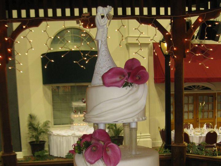 Tmx 1339610683377 IMG0500 Buffalo wedding cake