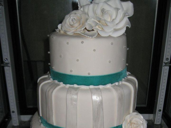 Tmx 1339610699572 IMG0514 Buffalo wedding cake