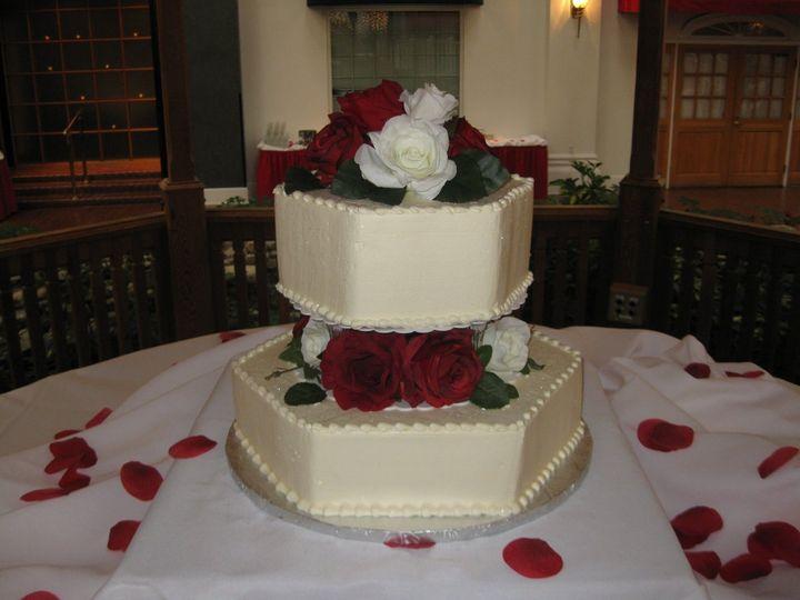 Tmx 1339610721636 IMG0549 Buffalo wedding cake