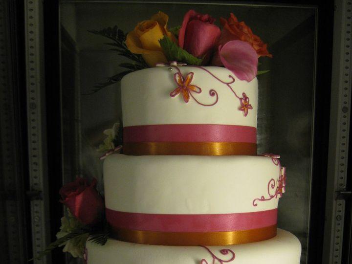 Tmx 1339610878811 IMG0698 Buffalo wedding cake