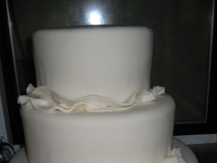 Tmx 1339610898169 IMG0700 Buffalo wedding cake