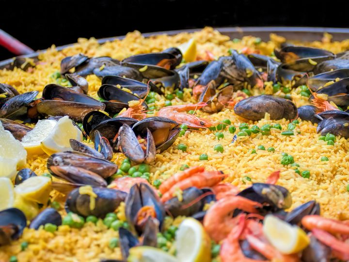 Tmx 1486405979008 Seafood Paella 2 Hudson, NY wedding catering