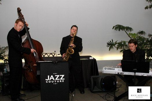 Jazz Couture performing at A New Leaf Chicago