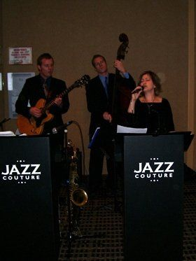 Jazz Couture perfoming at Sutton Place Hotel, Chicago, Il