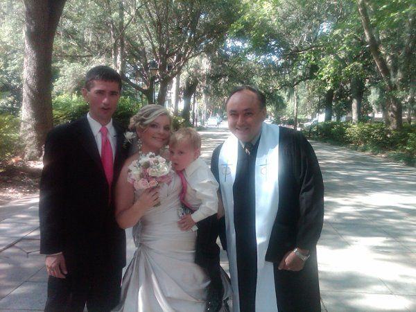Whitney and Paul were married on June 27, 2011 at Forsyth Park in Savannah.