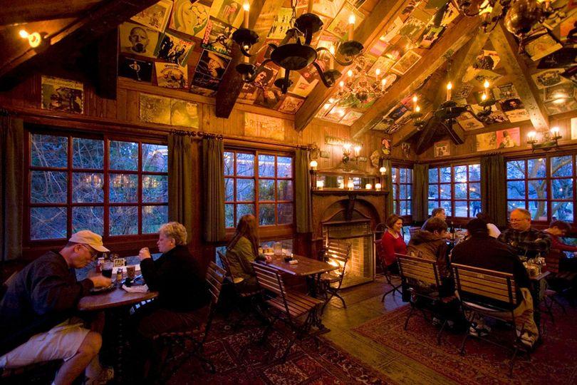 Pat's Corner at McMenamins Grand Lodge