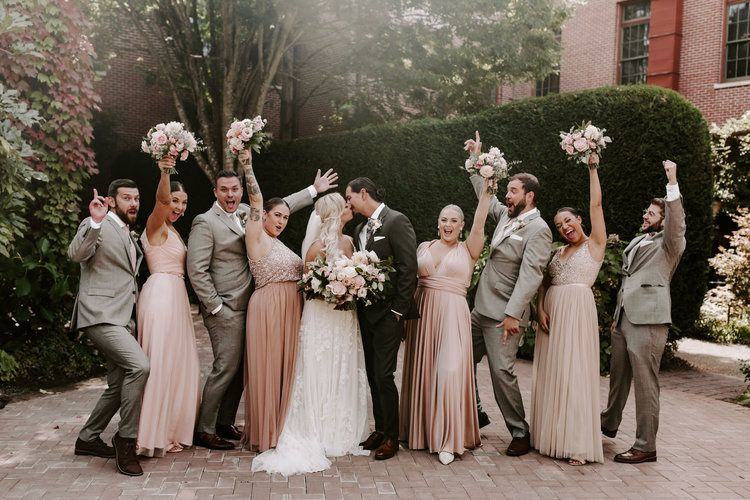 Catching's Grove, Bridal Party
