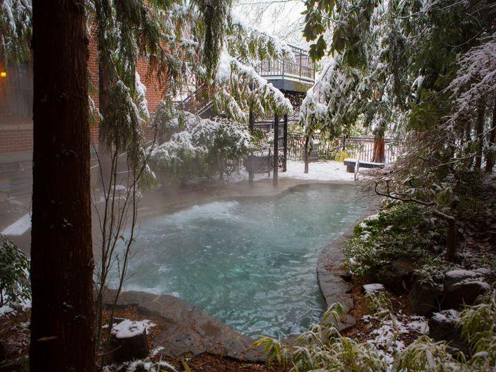 Tmx 1487022610401 Soaking Pool Snow Forest Grove, OR wedding venue