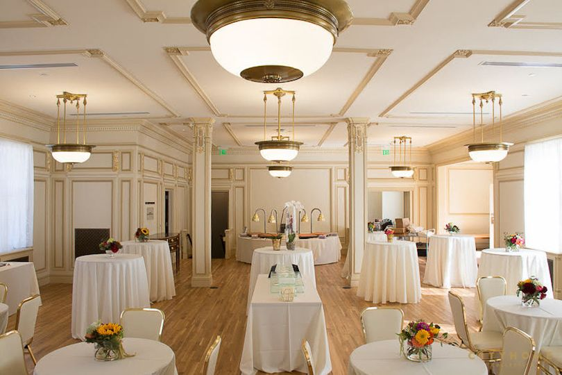 Ballroom Reception venue
