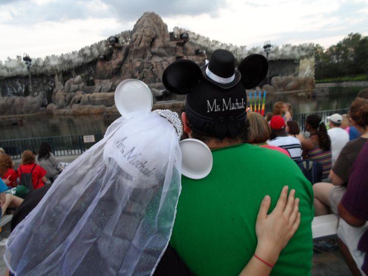 Mr. and Mrs. Machado