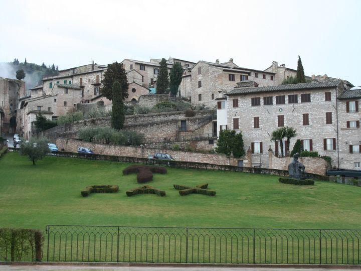 Tmx 1367973274105 Asissi Italy Buda, TX wedding travel