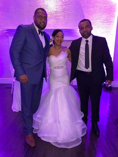 Mr & Mrs Monteiro