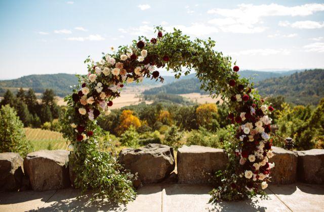 Tmx Arch 51 725590 Portland, Oregon wedding florist