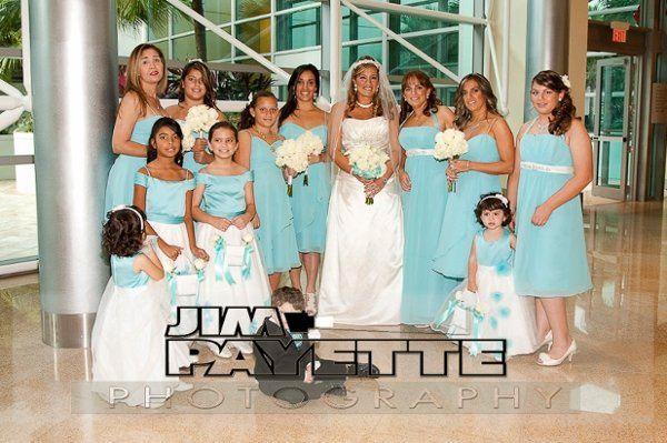 167Beatriceweddingparty