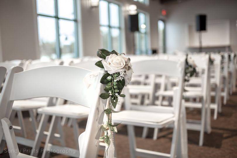 Your ceremony decor