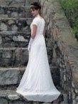 eternity bridal dress style 8008 back