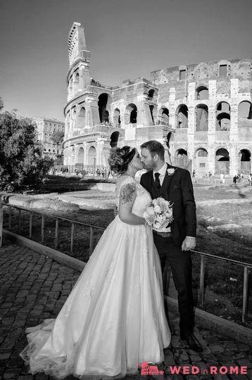 Laura and James's classic Italian style wedding!