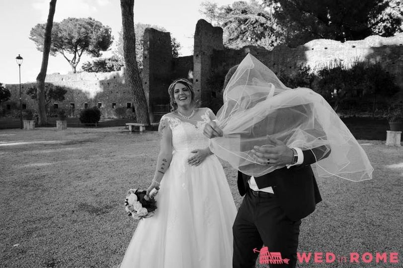 Weddings are all about happiness, love, and fun! Laura and James were all smile and laughs on their...