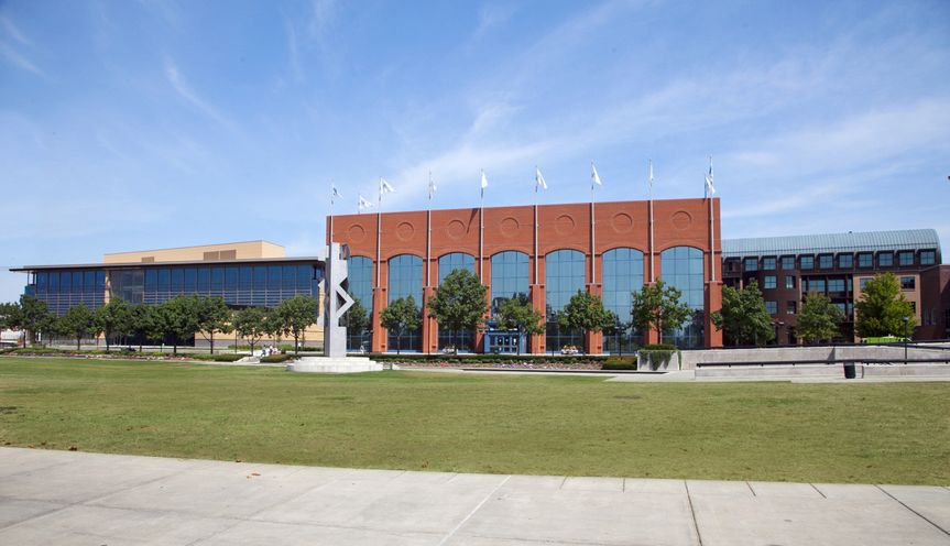 ncaa buildings